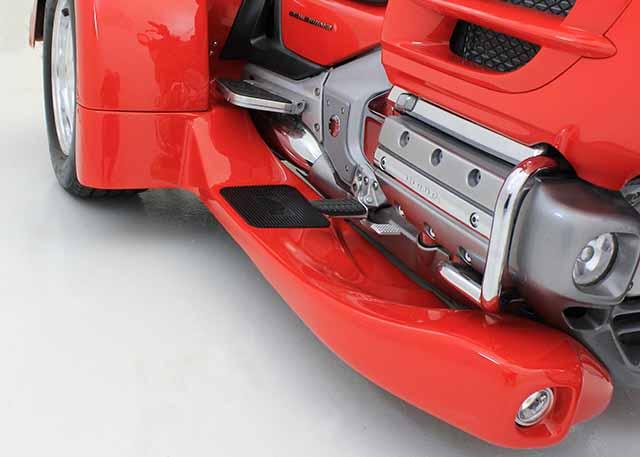 Motor Trike Adventure Irs Conversion For Honda Gl 1800