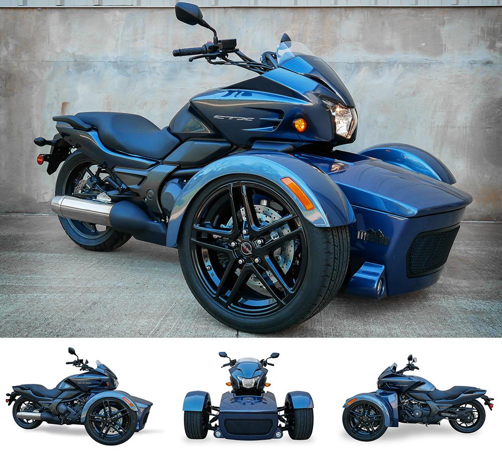 NEW Motor Trike HORNET RT